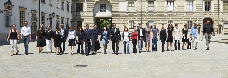 Members of the Commission for Provenance Research