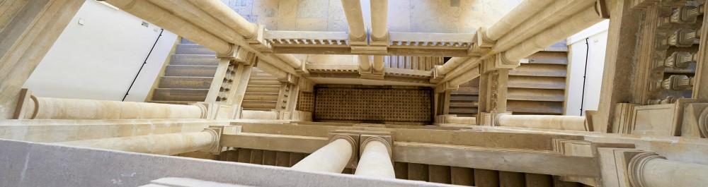 Staircase Hofburg