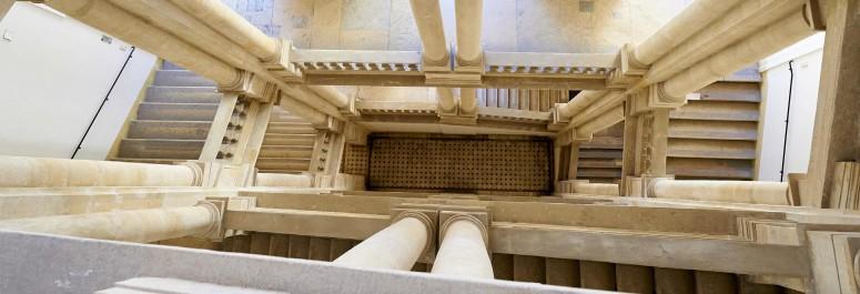 Hofburg, Säulenstiege