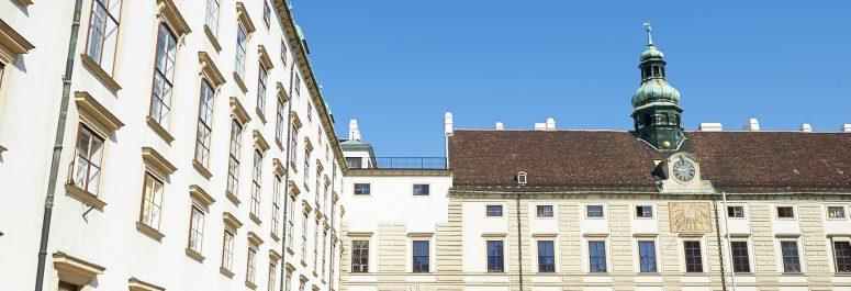 Hofburg, Uhr